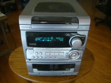 Aiwa Cx-Na303U 3 Cd/Dual Cassette/Receiver System Tested Great Working Condition