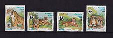 Laos - 1984 Tigers (WWF) - U/M - SG 704-7