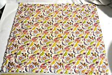 Ikea Alvine Gava Euro Pillow Sham Cover Floral Envelope Sweden approx 22 x 21