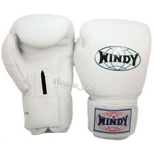 Windy Boxing Gloves Bgvh White 8,10,12,14,16 Oz.Sparring Muay Thai Mma K1