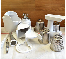 KitchenAid Food Grinder Attachment Pack Stand Mixer White Accessory Home