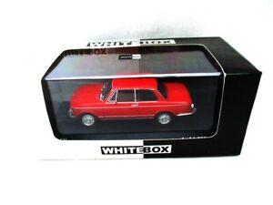 BMW 2002Ti   1968   Red   Whitebox  RARE