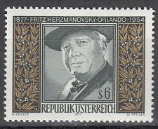 Österreich Nr. 1547** 100.Geburtstag von Fritz-Herzmanovsky-Orlando