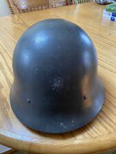 vintage military helmet, Wwii, Cold War, unknown