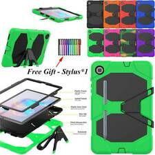 For Samsung Galaxy Tab S6 Lite Case Heavy Duty Shockproof Protective Stand Cover