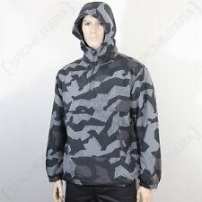 SPLINTER NIGHT CAMO COMBAT ANORAK - Lightweight Lined Hooded Mens Coat Jacket