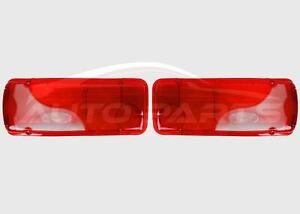 Mercedes Sprinter Chassis Cab Luton Rear Light Lens Lamp Cover Right Left OS NS