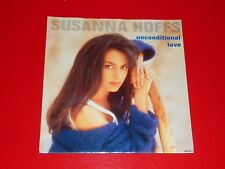 """7"""" VINYL - SUSANNA HOFFS (THE BANGLES) - UNCONDITIONAL LOVE - UNPLAYED"""