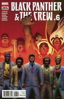 Black Panther And The Crew #6 Marvel