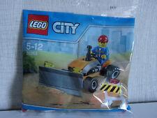 Lego Città Trattore 30353 poliestere Sacchetto