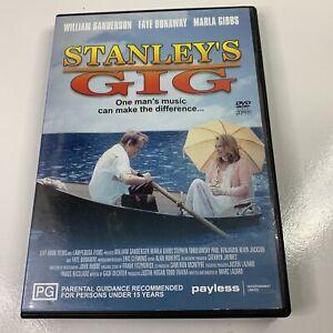 Stanley's Gig   DVD Region 4 (PAL) (Australia)   Free Post