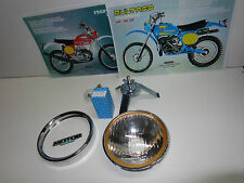 BULTACO FRONTERA, PURSANG, GOLD MEDAL 250, 370, FRONT LIGHT WITH SUPPORTS.