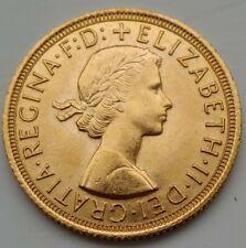 More details for 1962 full gold sovereign elizabeth ii