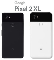 CERTIFIED | Google Pixel 2 XL | 64GB 128GB | Factory Unlocked | Black or White