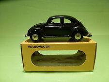 METOSUL 4 VW VOLKSWAGEN KAFER - DARK GREEN - RARE SELTEN - GOOD COND. IN BOX