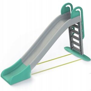 Kinderrutsche Gartenrutsche Rutsche Leiter Garten 243 cm lang Bis 40 kg Farbwahl