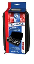 Hohner Bluesband 7 Piece Diatonic Harmonica Blues Band Harp Set w/Case #1501/7