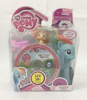 My Little Pony G4 FIM Rainbow Dash w/ Friend! New! DVD