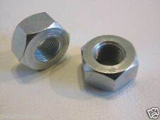 Mutter M11x1 HERCULES OPTIMA Mofa Moped vorn SW19 verzinkt - nut M11x1