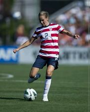 USWNT Nike Official match shorts worn by Heather Mitts #2