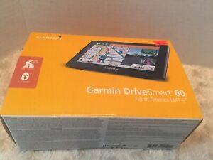 Garmin DriveSmart 60 NA LMT GPS Navigator System with Lifetime Maps