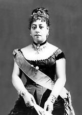 1880-Queen Emma of Hawaii was queen Consort of King Kamehameha IV