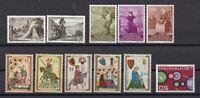 Liechtenstein postfrisch Jahrgang 1961 komplett