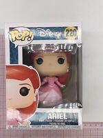 Funko Disney POP! Ariel The Little Mermaid #220 NOT MINT BOX M04