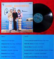 LP Cent Brothers (Elite Special PLPS-30 166) CH 1974 -  Signiert!!!