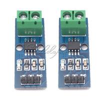 2Pcs 5A Range Current Sensor Module ACS712 Module Arduino Module
