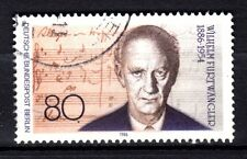 Germany / Berlin - 1986 Wilhelm Furtwängler (Conductor) / Music - Mi. 750 VFU