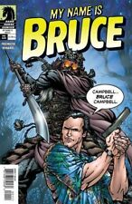 Bruce Campbell My Name Is Bruce # 1 Comic One-Shot ~ Ash Evil Dead Army Darkness