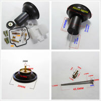 Carburetor Repair Kit 29.9mm Vacuum Diaphragm Plunger For Honda CBX250 VE07 Carb