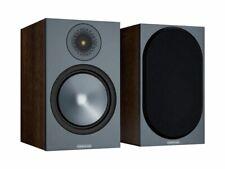 Monitor Audio Bronze 100 (6G) Kompaktlautsprecher Walnuss  [Paar] NEUWARE