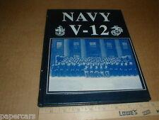Navy V-12 Program college History World War II WWII Veteran student Biographies
