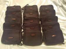 "LOT OF 15 UNIVERSAL NEXTAR PADDED CAMERA 3.5"" GPS ELECTRONICS CASE CARRYING BAG"