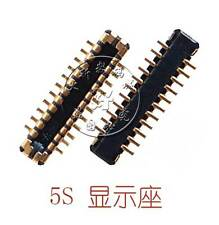 Repair Part for iPhone 5S LCD Board Connector PCB Flex Plug