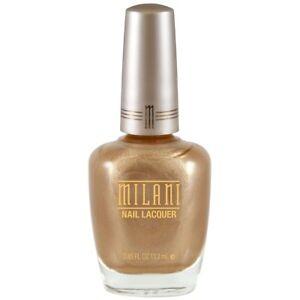 Milani Nail Lacquer, 12A Signature Gold