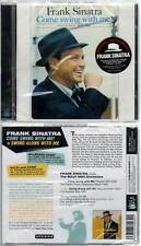 "FRANK SINATRA ""Come Swing With Me + Swing Along With Me"" (CD) 2012 NEUF"