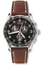 NWT VICTORINOX Swiss Army 241198 Chrono Classic XLS Men's Watch