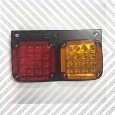 Left&Right 24V LED Tail Light Lamp For HINO Ranger Truck FUSO FV FK FM Fighter