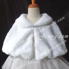 Robes soirées blancs pour fille de 2 à 16 ans