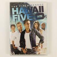 Hawaii Five-0: Complete Fifth Season (DVD, 6-Disc Set) 5-O