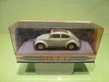 DINKY TOYS DY6 VW VOLKSWAGEN 1951 SPLIT - LIGHT BLUE 1:43 - NEAR MINT IN BOX
