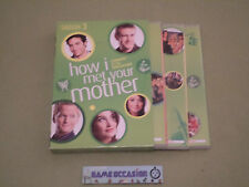 HOW I MET YOUR MOTHER STAGIONE 3 COME HO L'HANNO INCONTRATO COFANETTO 3 DVD