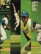 1971 Kansas City Royals Yearbook Piniella Otis Season # 3 BEAUTY!!