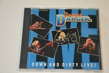 DANGER DANGER - Down and Dirty Live! CD 1990 5 Track Live Epic PROMO ULTRA RARE