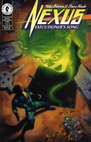Nexus: Executioner's Song #1   June 1996   Dark Horse Comics