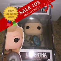 "Funko Pop!Vikings Lagertha #178 Rare Vaulted Retired ""MINT"" - With Protector"