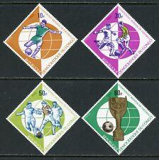 Congo Democratic Republic Scott #578-581 MNH WORLD CUP 1966 England Soccer CV$3+